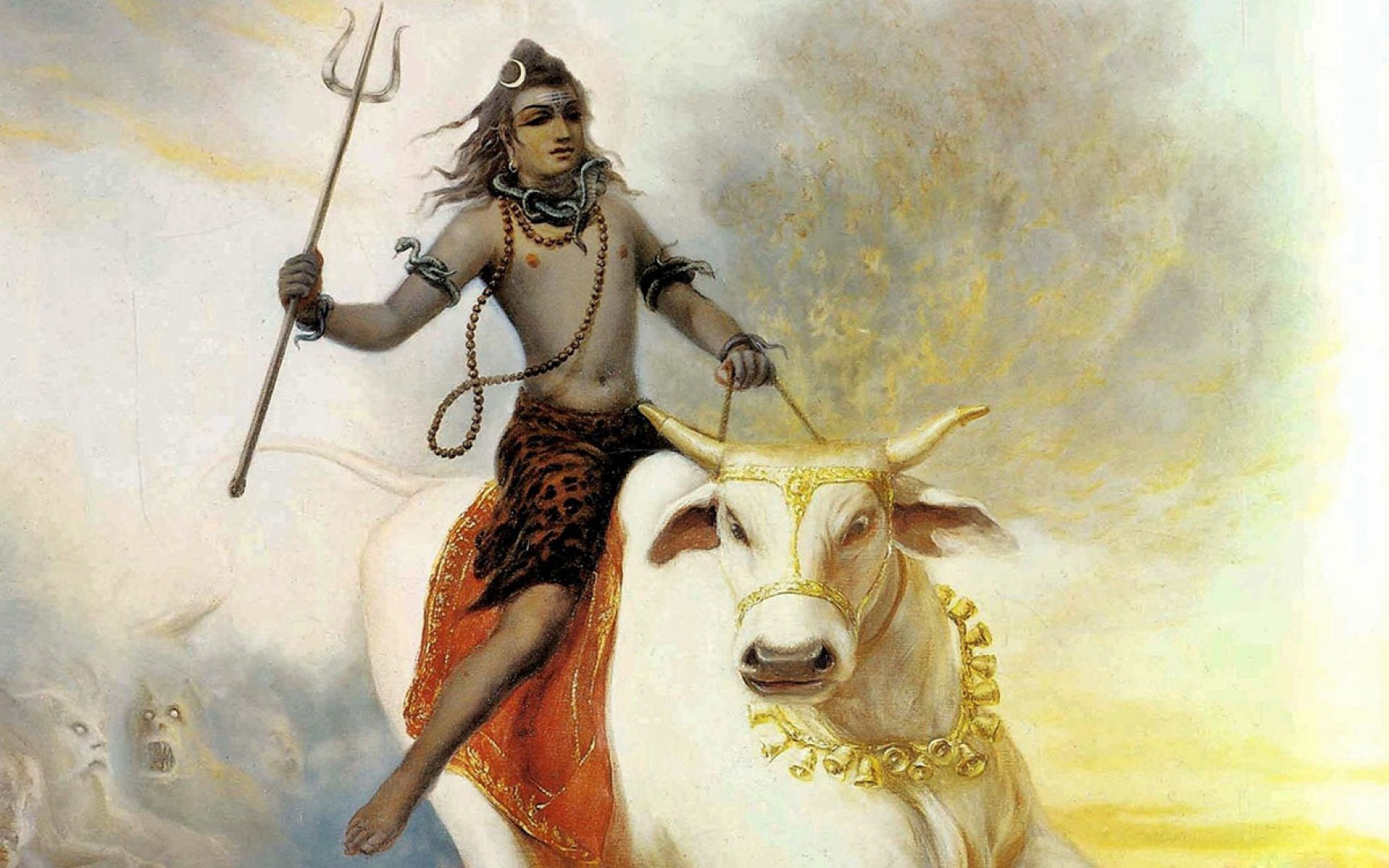 Happy Maha Shivaratri Devon Ke Dev Mahadev Hd Wallpapers