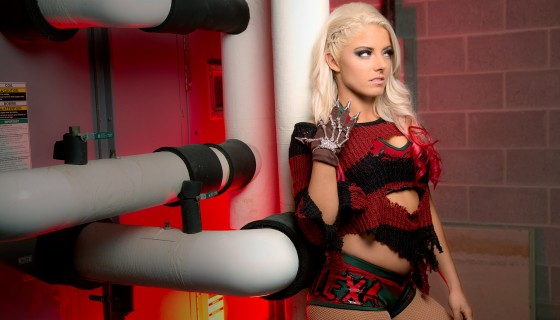 Alexa Bliss wwe photoshoo…