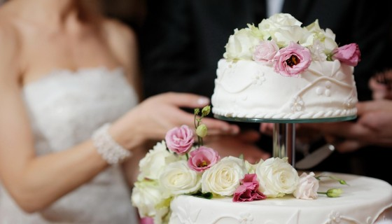 Wedding Cakes wide wallpaper
