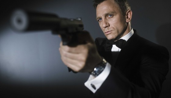 james bond daniel craig agent …