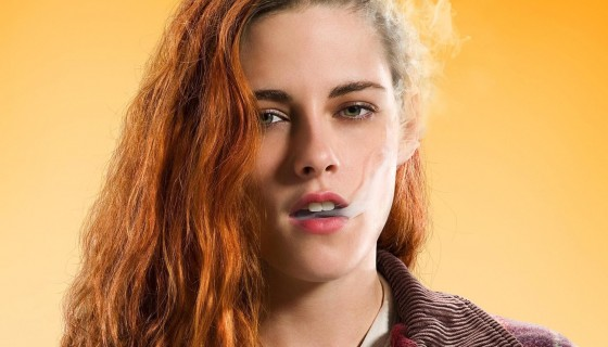 Kristen stewart smoking cigare…