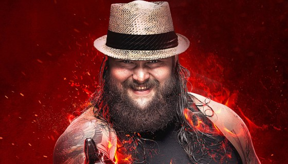 WWE Champ Bray Wyatt 2017