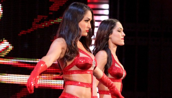 The Bella Twins wwe 2018 hd wa…
