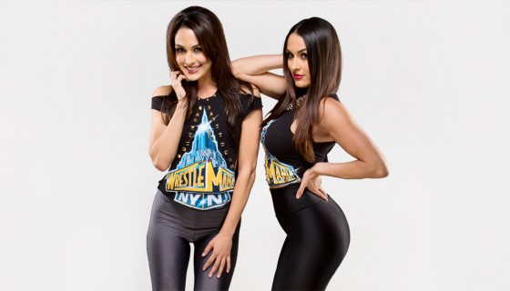 The Bella Twins total div…