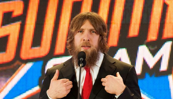 daniel bryan wwe hd wallpaper