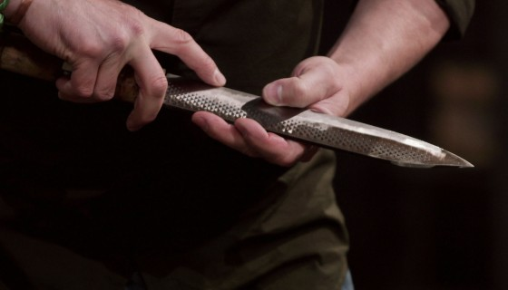 Forged in Fire knife hd w…