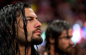WWE Wrestler Roman Reigns…