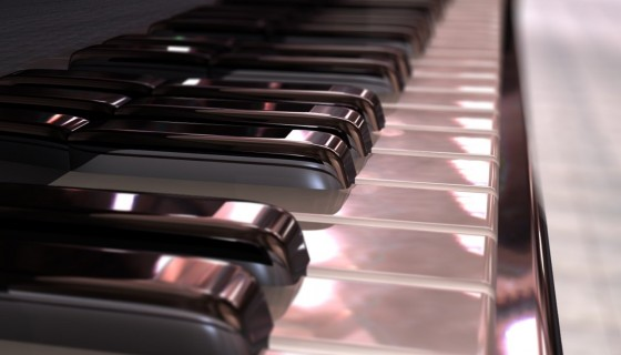 Piano 4k wallpaper