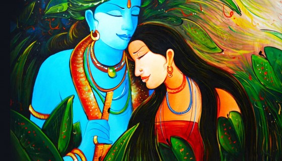 God Radha Krishna Backgro…