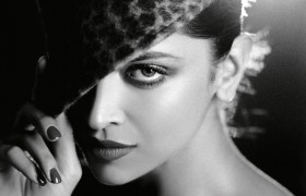 deepika black and white w…