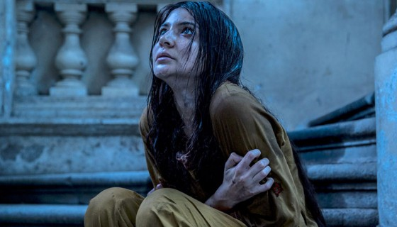 Anushka Sharma in Pari horror …