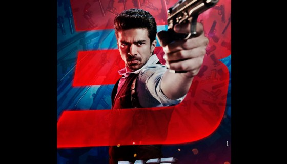 Saqib Saleem in race 3 mo…