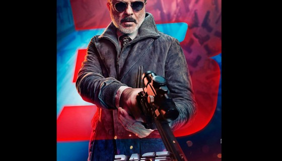 Anil Kapoor in race 3 movie po…