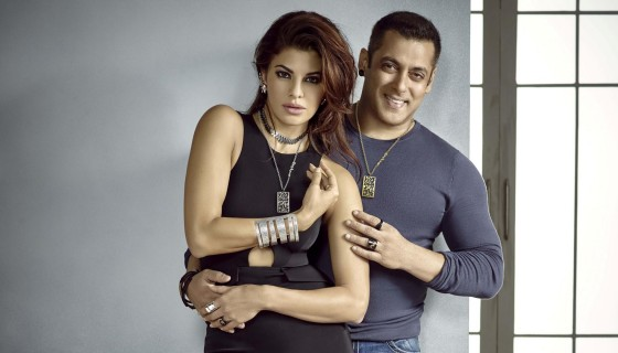 Salman Khan with Jacqueli…