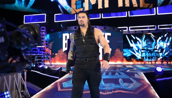 Roman Reigns MONDAY NIGHT RAW