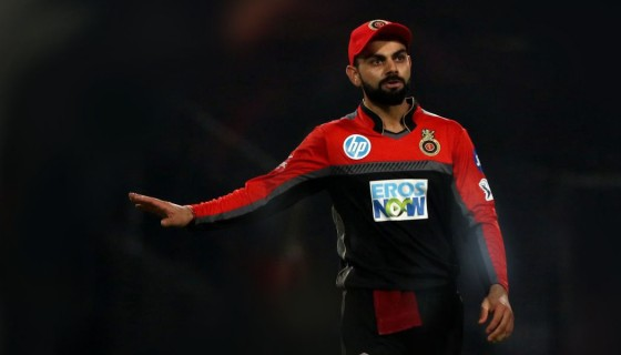 Virat Kohli captain of the Roy…