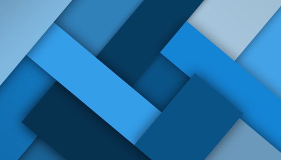 Abstract Blue Design Wall…