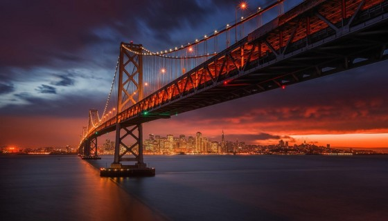 Bay Bridge San Francisco Calif…
