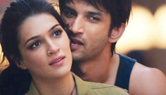 Kriti and sushant Raabta …