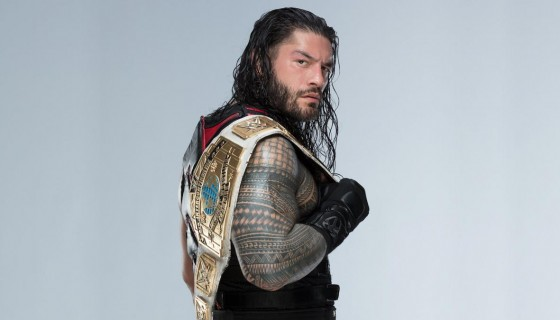 Roman Reigns wwe intercon…