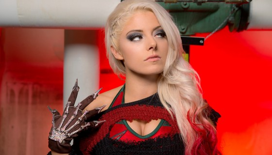 Alexa Bliss blonde wwe di…