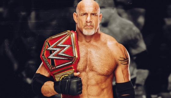 Goldberg wwe wrestler