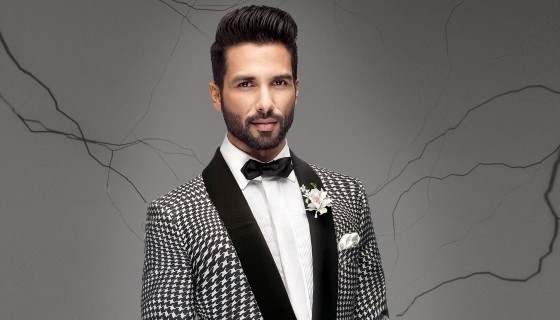 Shahid Kapoor with New Hair St…