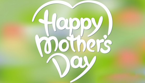 happy mothers day heart l…