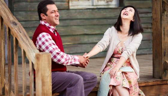 zhu zhu with salman in tubelig…
