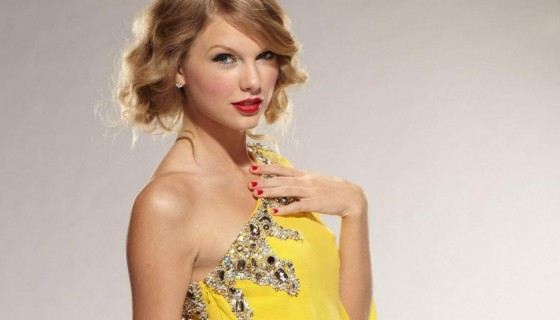taylor swift yellow beautiful …