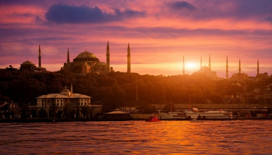 cityscape Istanbul Turkey sult…