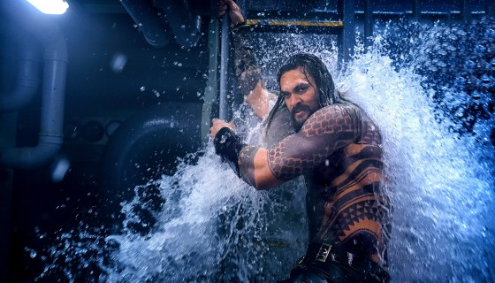 Jason Momoa in aquaman movie 2…