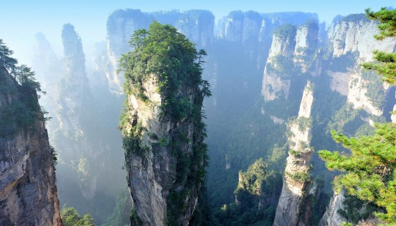cliffs in china beautiful…