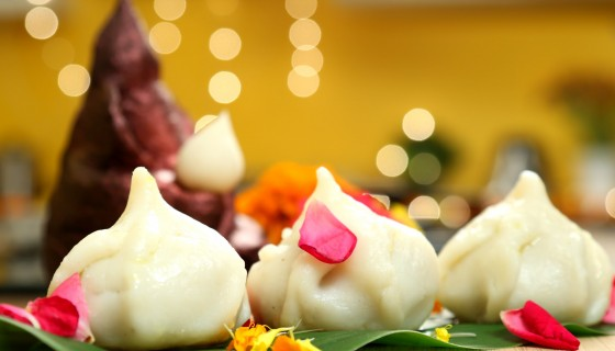 modak laddu Happy Ganesh …