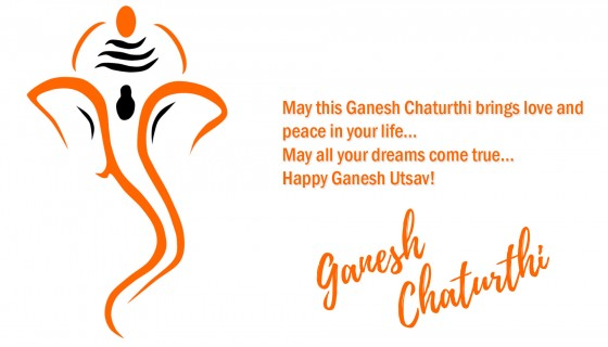 Happy Ganesh Chaturthi 4k wall…