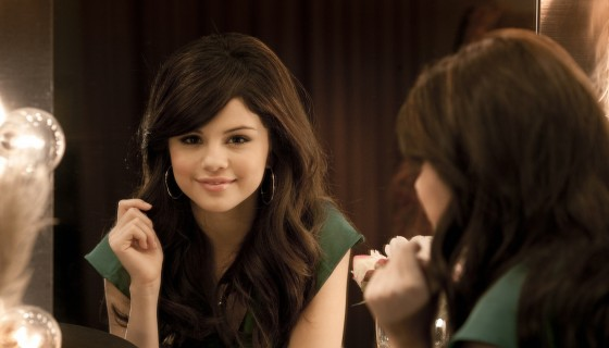 selena gomez beautiful face cu…
