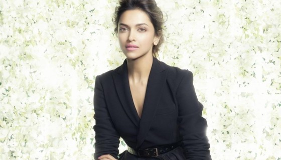 deepika padukone in black…