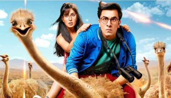 ranbir kapoor and katrina in j…
