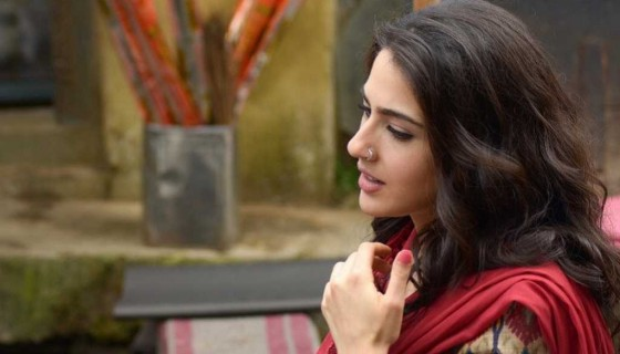 sara ali khan in kedarnath mov…