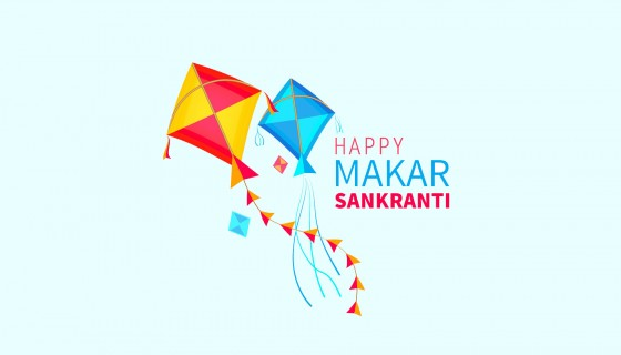 happy makar sankranti 4k