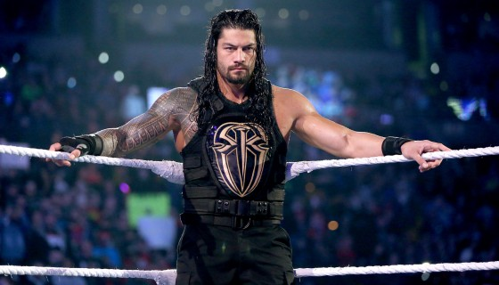 roman reigns is back wwe 4k