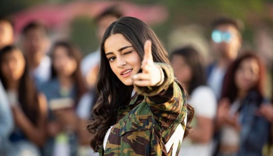 Ananya Panday beautiful h…