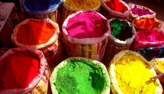 happy holi Festival Of Colours…