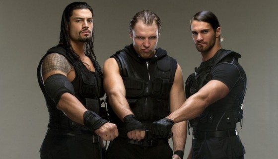 the shield wwe roman reig…