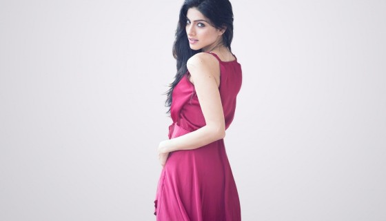 Sapna Pabbi Beautiful pink dre…