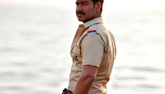 ajay devgan in police dress si…