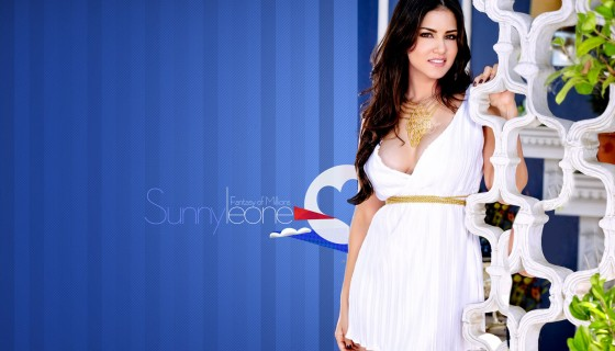 Sunny Leone beautiful whi…