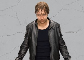 WWE Champion Dean Ambrose hd wallpapers