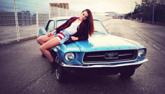 beauty girl smile ford mu…