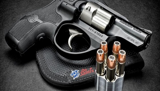 Ruger LCR Small Gun bullets pi…